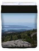 Mountain's View Duvet Cover