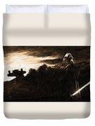 Movie Star Wars Art Duvet Cover