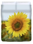 Nice Sunflower Duvet Cover