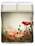 Poppy Meadow Duvet Cover