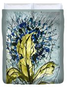 Heavenly Flowers Duvet Cover