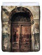 1891 Door Cyprus Duvet Cover
