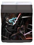 2 Star Wars Art Duvet Cover