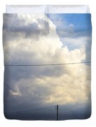 2nd Storm Chase 2015 Duvet Cover