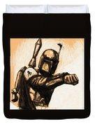 Collection Star Wars Art Duvet Cover