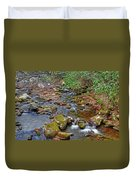 Great Smoky Mountains National Park Duvet Cover