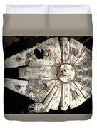 Saga Star Wars Art Duvet Cover