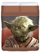 Saga Star Wars Poster Duvet Cover