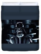 Star Wars Galaxies Poster Duvet Cover
