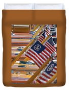 Stars And Stripes Duvet Cover