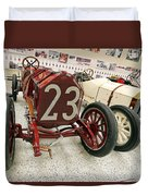 1907 Itala Gran Prix Race Car Duvet Cover
