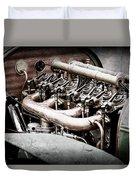 1910 Benz 22-80 Prinz Heinrich Renn Wagen Engine -1702ac Duvet Cover