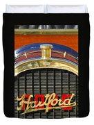 1910 Pope Hartford T Hood Ornament Duvet Cover