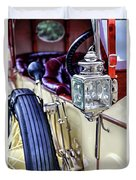 1913 Rolls Royce Silver Ghost Detail Duvet Cover