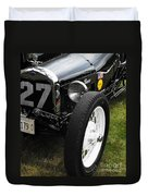 1920-1930 Ford Racer Duvet Cover