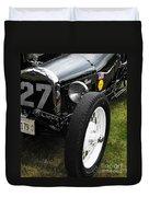 1920-1930 Ford Racer Duvet Cover