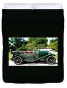 1926 Bentley Automobile Duvet Cover