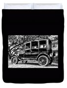 1926 Ford Model T Duvet Cover by Bill Cannon