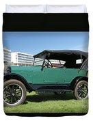 1927 Ford Model A Duvet Cover