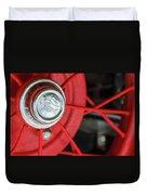 1929 Ford Speedster  Duvet Cover