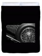 1931 Duesenberg Model J Spare Tire 2 Duvet Cover