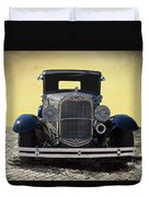 1931 Ford Model A Coupe Duvet Cover