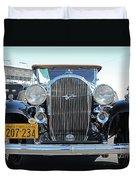 1932 Buick Automobile Duvet Cover