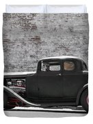 1932 Ford Coupe Duvet Cover