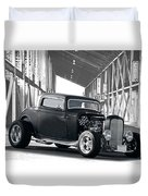 1932 Ford 'deuce' Coupe I Duvet Cover