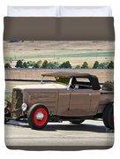 1932 Ford 'rare And Original' Roadster Pickup Duvet Cover