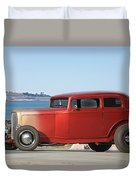 1932 Ford Victoria IIi Duvet Cover