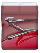 1935 Auburn Hood Ornament 2 Duvet Cover