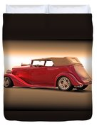 1935 Chevrolet Phaeton II  Duvet Cover
