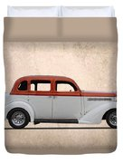 1935 Plymouth Duvet Cover