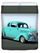 1936 Ford Coupe 1 Duvet Cover