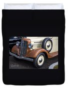 1936 Gmc Pickup Truck 1 Duvet Cover