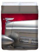 1937 Packard Duvet Cover