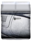 1938 Talbot-lago 150c Ss Figoni And Falaschi Cabriolet Side Door Handle -1511ac Duvet Cover
