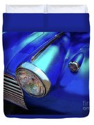 1940 Chevy Special Deluxe Duvet Cover