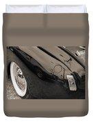 1940 Mercury Convertible Vintage Classic Car Photograph 5218.01 Duvet Cover