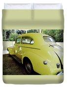 1940 Oldsmobile Duvet Cover