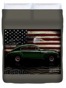 1941 Buick Century Tribute Duvet Cover