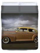 1941 Chevy Special Deluxe Duvet Cover
