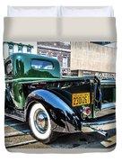 1941 Chevy Truck Duvet Cover