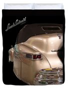 1941 Lincoln Continental  Duvet Cover