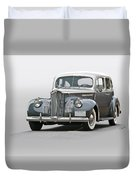 1941 Packard 120 Sedan I Duvet Cover