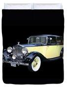 1941 Rolls-royce Phantom I I I  Duvet Cover