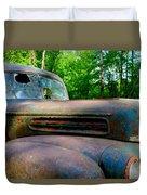 1942 Ford Duvet Cover