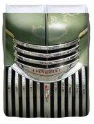 1946 Chevrolet Pick Up Duvet Cover by Gordon Dean II