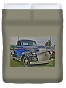 1946 Chevy Duvet Cover